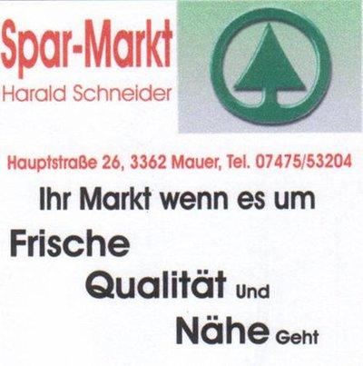 Spar Schneider