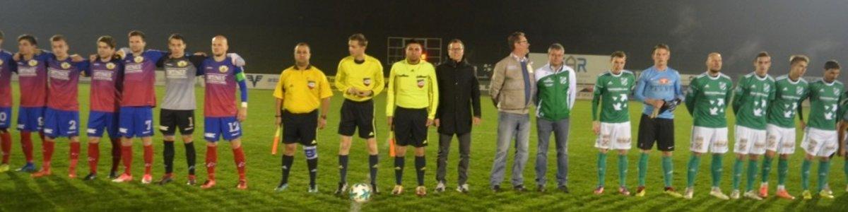 1:1 Remis im Heimderby gegen Biberbach