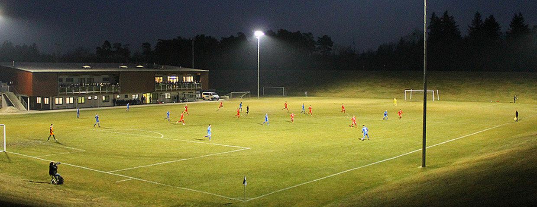 SKU Amstetten spielt im letzten Test Remis gegen Wels