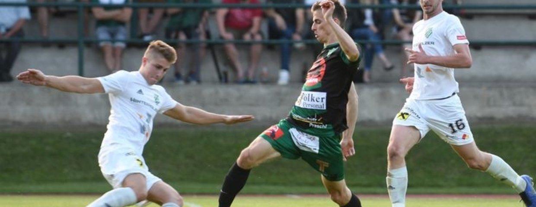 6:0 Sieg im Vorbereitungsspiel gegen Winklarn