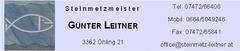 Leitner Günter Steinmetz