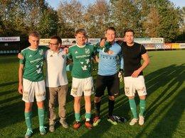 Auswärtsspiel Oberndorf Herbst 2018