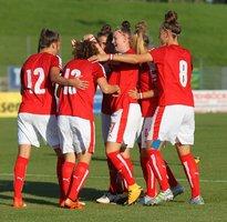 4:3 Sieg Österreichs U-19 Frauenationalteam gegen Polen