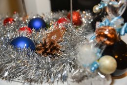 Kinder Weihnachtsfeier
