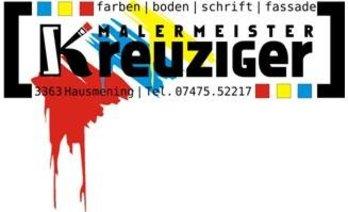 Logo Kreuziger Malermeister