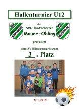 3. SV Blindenmarkt U12