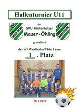 1. SG Waidhofen-Ybbs 1 U11