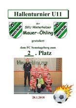 2. FC Sonntageberg U11
