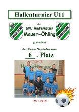 6. Union Neuhofen U11