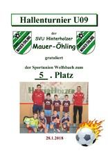 5. SU Wolfsbach U09