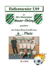 6. Union Maria Neustift U09