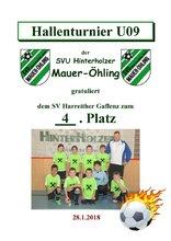 4. SV Harreither Gaflenz U09