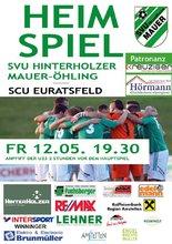 Heimderby gegen Euratsfeld