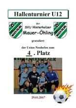 9.4. Union Neuhofen U12 1