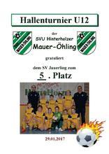 9.5. SV Jauerling U12 1