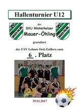 9.6. USV Lehner Oed-Zeillern U12 1