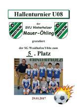9.5. SG Waidhofen-Ybbs U08 1