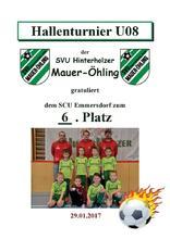 9.6. SCU Emmersdorf U08 1